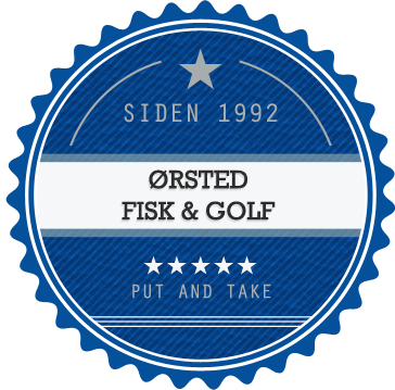 Ørsted Fisk og Golf - Siden 1992
